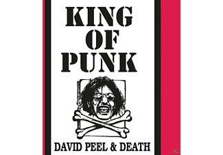 David -& Death- Peel - King Of Punk - (Vinyl)