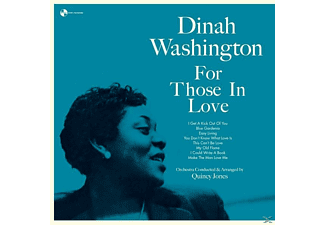 Dinah Washington - For Those In Love+2 Bonus Tracks (180g Vinyl) - (Vinyl)