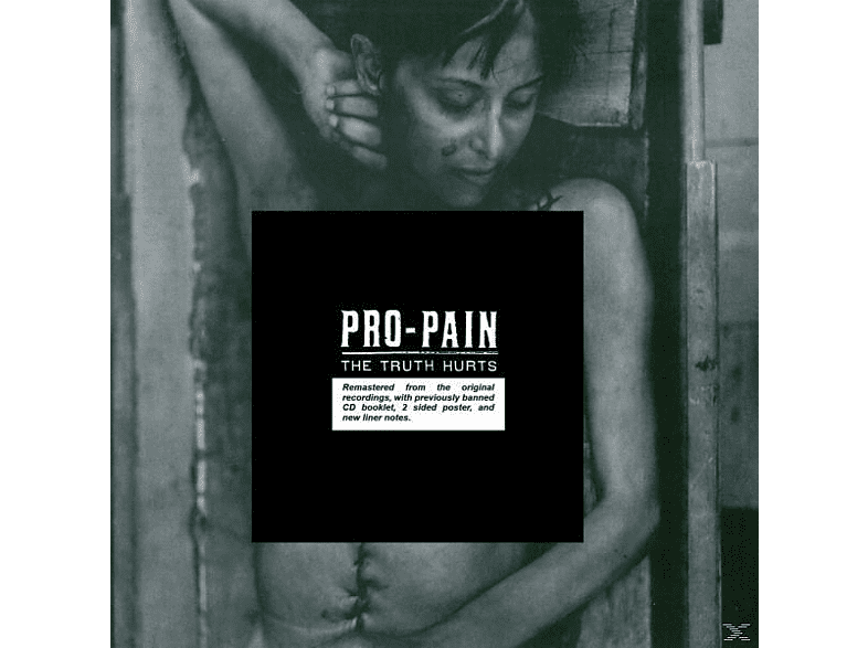 Pro-Pain - The Truth Hurts (Re-Release) [CD]