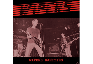 The Wipers - Rarities - (Vinyl)