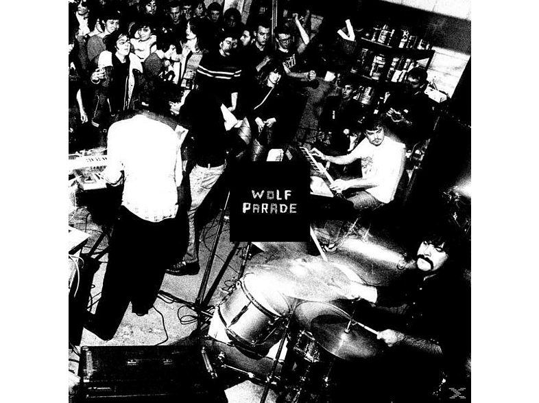 Wolf Parade - Apologies To The Queen Mary [MC (analog)]