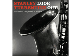 Stanley Turrentine - Look Out - (CD)