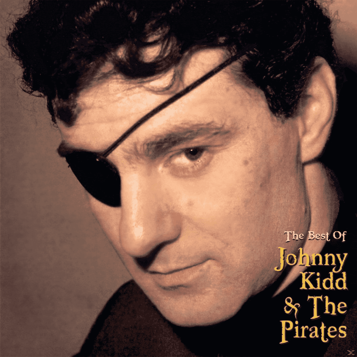 Best Of The Pirates, Johnny Kidd auf CD