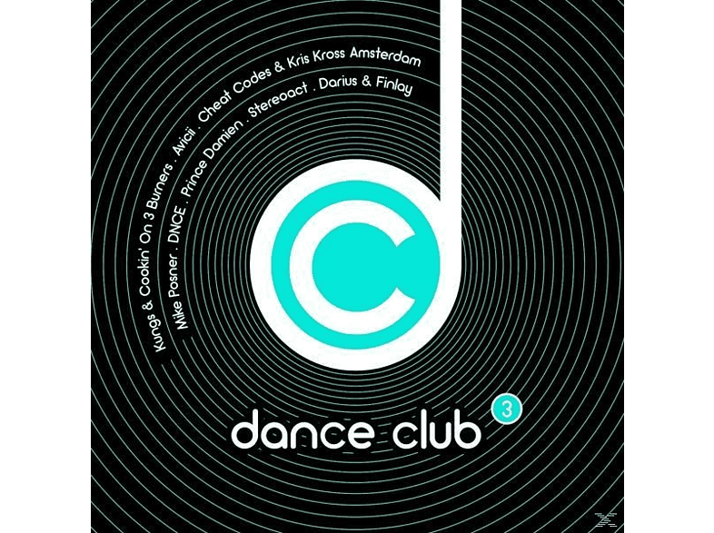 VARIOUS - Dance Club Vol. 3 [CD]