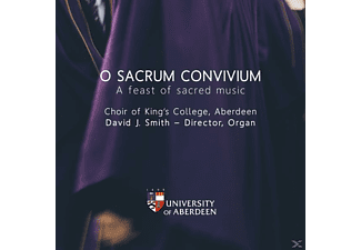 Aberdeen Choir Of King's College - O Sacrum Convivium [CD]