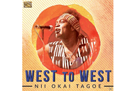 Nii Okai Tagoe - West To West [CD]
