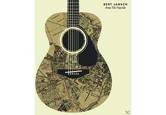 Bert Jansch - From The Outside - (CD)