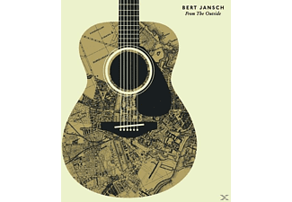 Bert Jansch - From The Outside (Red Vinyl Edition - (LP + Download)