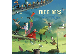 Elders - Story Road - (CD)