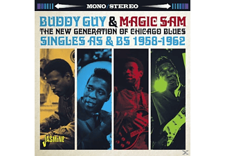Buddy Guy, Magic Sam - New Generation Of Chicago Blues - (CD)