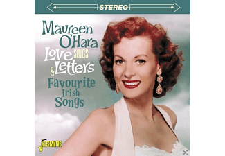 Maureen O'hara - Sings Love Letters & Favorite Irish Songs - (CD)