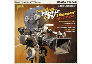 VARIOUS - Great Hit Movie & TV Themes - (CD)