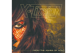X-tinxion - From The Ashes Of Eden (Digipak) - (CD)