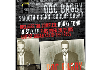 Doc Bagby - Smooth Organ Groove Organ - (CD)