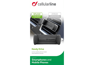 CELLULAR LINE Car Holder HandyDrivek Black - (251238)