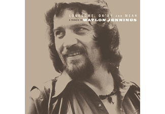 VARIOUS - Lonesome,On'ry & Mean/Tribute To Waylon Jennings - (Vinyl)