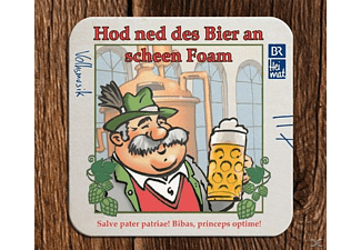 VARIOUS - Hot ned des Bier an scheen foam - (CD)