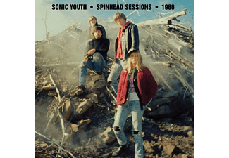 Sonic Youth - Spinhead Sessions - (CD)