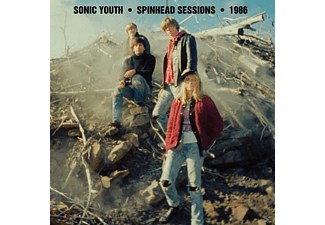 Sonic Youth - Spinhead Sessions - (LP + Download)