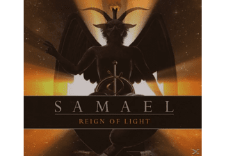 Samael - Reign Of Light (Ltd.Edition) - (CD)