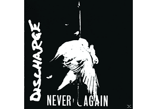 Discharge - Never Again - (Vinyl)