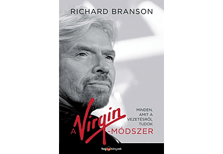 Richard Branson - A Virgin-módszer