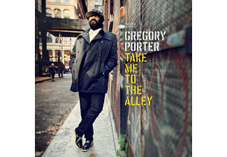Gregory Porter - Take Me To The Alley - (Vinyl)