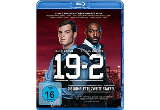 19-2 - Staffel 2 - (Blu-ray)