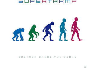 Supertramp - Brother Where You Bound (Remastered) - (CD)