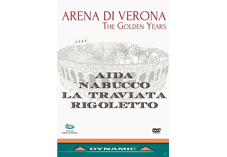 VARIOUS, Sherrill Milnes, Rolando Panerai - Arena Di Verona: The Golden Years - (DVD)