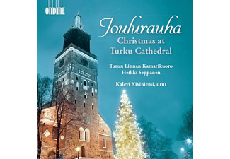 Heikki Seppanen, Turku Castle Chamber Choir, Kiviniemi Kalevi - Joulurauha-Christmas at Turku - (CD)