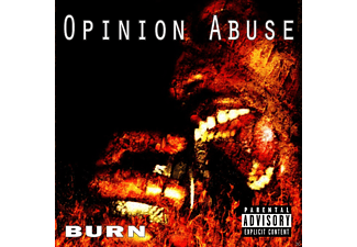The Burn - Opinion Abuse - (CD)