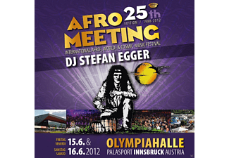 Dj Stefan Egger - Afro Meeting Nr.25-2012 - (CD)
