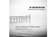 Jakob Johannes Koch, Heinrich Martin, Markus Bellheim - In Memorian - Dedicated To The Great Glanzberg [CD]