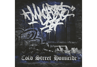 Machete 187 - Cold Street Homicide - (CD)