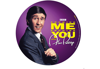 Alan Partridge - Knowing Me Knowing You (Picture Vinyl) - (Vinyl)