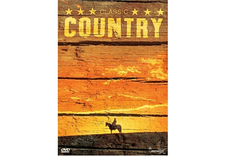VARIOUS - Classic Country - (DVD)