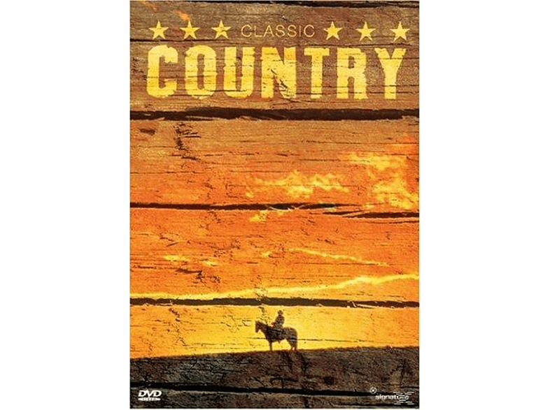 VARIOUS - Classic Country [DVD]