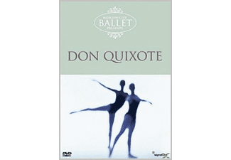Don Quixote - Moscow City Ballet - (DVD)