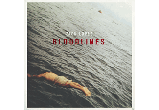 Zack Lopez - Bloodlines - (CD)