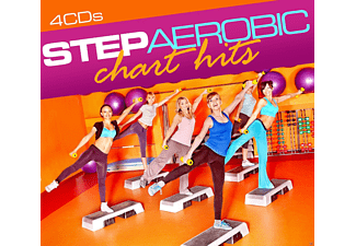 VARIOUS - Step Aerobic: Chart Hits - (CD)
