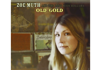 Zoe & The Lost High Muth - Old Gold [CD]