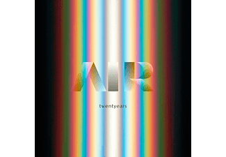 Air - Twentyears CD