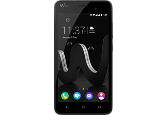 WIKO Smartphone Jerry Black Grey
