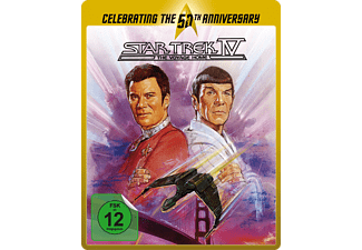 STAR TREK IV - Zurück in die Gegenwart - Remastered (exklusives SteelBook™) - (Blu-ray)
