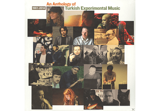 VARIOUS - Anthology Of Turkish Experimental Music - (CD)