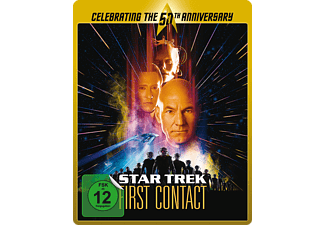 STAR TREK VIII - Der erste Kontakt - Remastered (exklusives SteelBook™) - (Blu-ray)