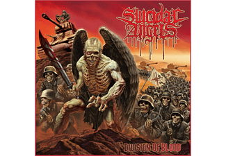 Suicidal Angels - Division Of Blood (Ltd.Edt.+Bonus Dvd) - (CD + DVD)