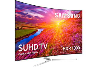 "TV LED 55"" - Samsung 55KS9000 SUHD 4K, HDR 1000, Curvo"