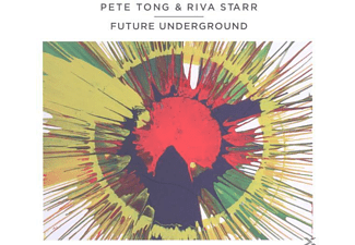 TONG,PETE & STARR,RIVA, Pete & Riva Starr (mixed By) Various/tong - Future Underground - (CD)